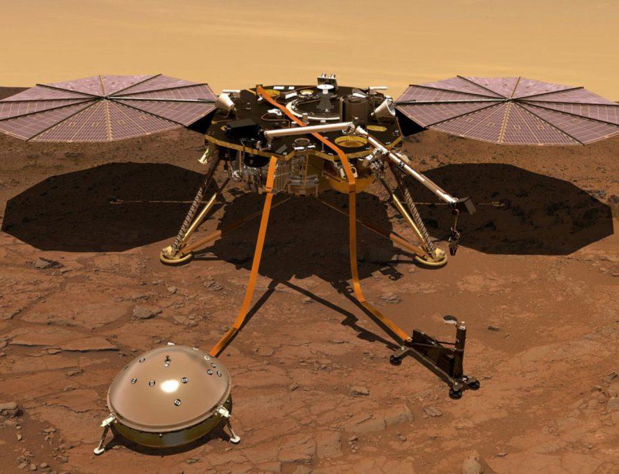 在火星發現神秘磁脈衝,而且只在午夜出現 !
