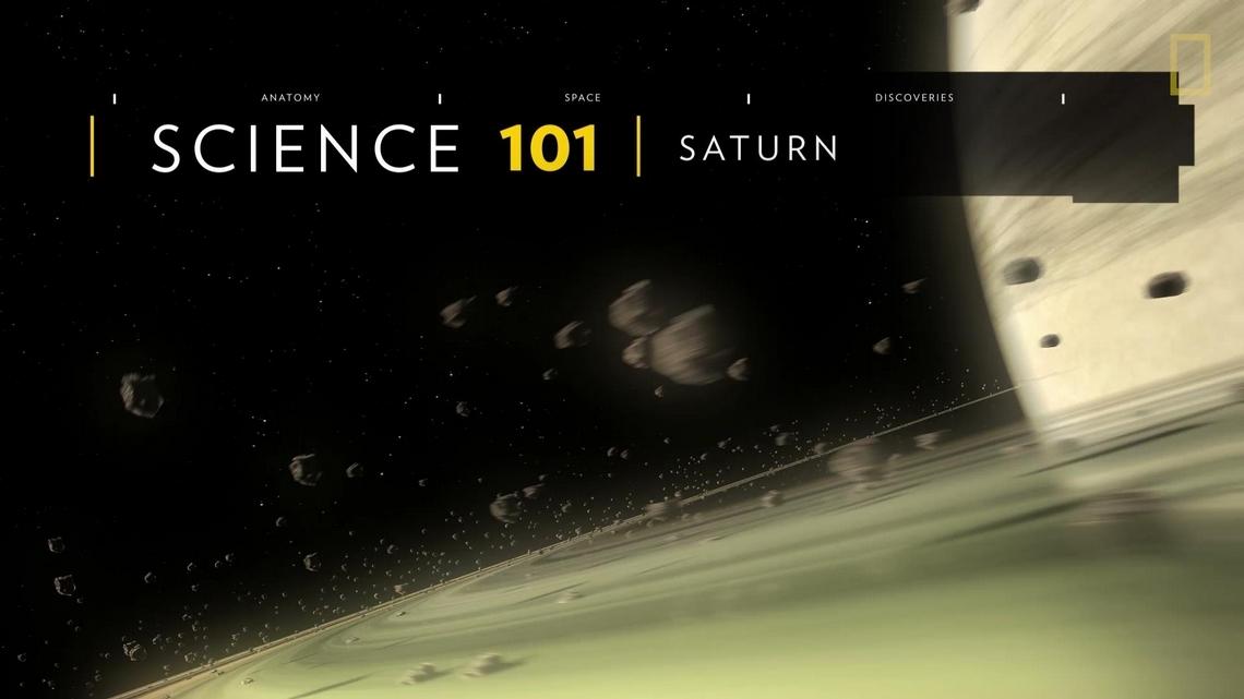101科學教室:土星