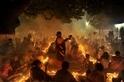 孟加拉的「Rakher Upobash」節