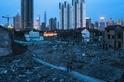 上海的廢墟