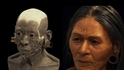 用現代科技一窺千年祕魯皇后面容