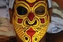 Theyyam儀式的彩繪