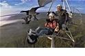 「與候鳥同飛」坐上輕航機與候鳥一同遷徙吧!