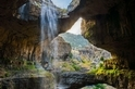 巴塔拉峽谷瀑布
