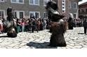 當三太子遇上丘巴卡?快來看看保加利亞繽紛的「庫克里」舞者們
