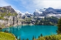 遺世仙境─瑞士歐士能湖