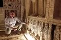 埃及發現4400年古墓,內部文物完好如初!