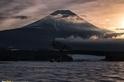 日出富士山