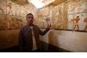 古埃及權貴女子墓室探秘