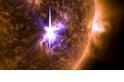 好閃!近十年來最大的太陽「閃焰」爆發