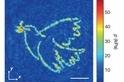 精準控制,用「聲音」畫一隻和平鴿