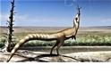 火雞大小的恐龍有著蒙面俠般的面具
