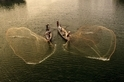 漁人之歌:如雨河上的撒網