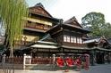 日本最古老的皇室溫泉殿堂—道後溫泉