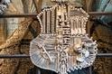 3萬名黑死病亡者的遺骨裝飾這座教堂
