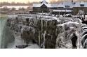 管他天寒地凍 尼加拉瀑布就是不結凍!