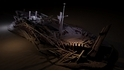 新發現:黑海中保存完好的古沉船