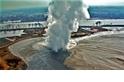 印尼一座連續噴發超過10年的泥火山