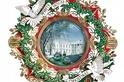 白宮耶誕飾品
