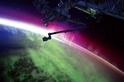 在外太空過節