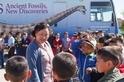 恐龍教育在蒙古