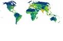 從一張地圖看人類帶給地球多大衝擊