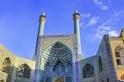 黑色面紗之下的羞澀彩調:伊朗