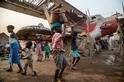 烈焰下的中非共和國