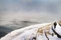 儘管科學家篤信氣候正在變遷,然而美國寒流卻引發不同看法