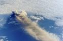 阿拉斯加火山爆發!