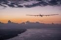 太陽能飛機暫停環遊世界