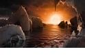 你看到的系外行星圖都是瞎畫的……嗎?