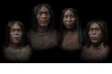 這個酋長家族在4000年前下葬於珠飾堆中,現在重獲新生