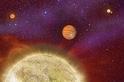 神祕星系:有四顆恆星的遙遠行星