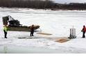 原油洩入黃石河,可能汙染飲用水