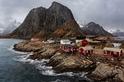 海天一色:挪威的漁村