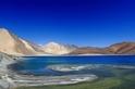 藍綠之漩:印度班公湖