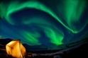 前進極地費爾班 遇見傳說中的幸福極光
