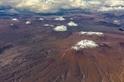 阿塔卡馬沙漠上空35000 英尺