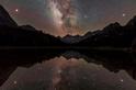 全新觀測星圖顯示,銀河系的邊緣竟像「水波蛋」!