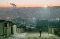 蒙古國的冬天