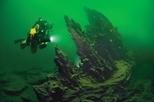 黃石公園的水底世界