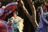 馬薩特蘭的民族舞者