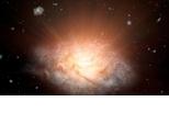 迄今最亮的星系:亮度相當於300兆個太陽