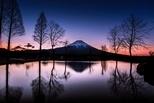 沉睡巨人:日本富士山