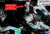 北極附近發生48次閃電雷擊,這可不正常