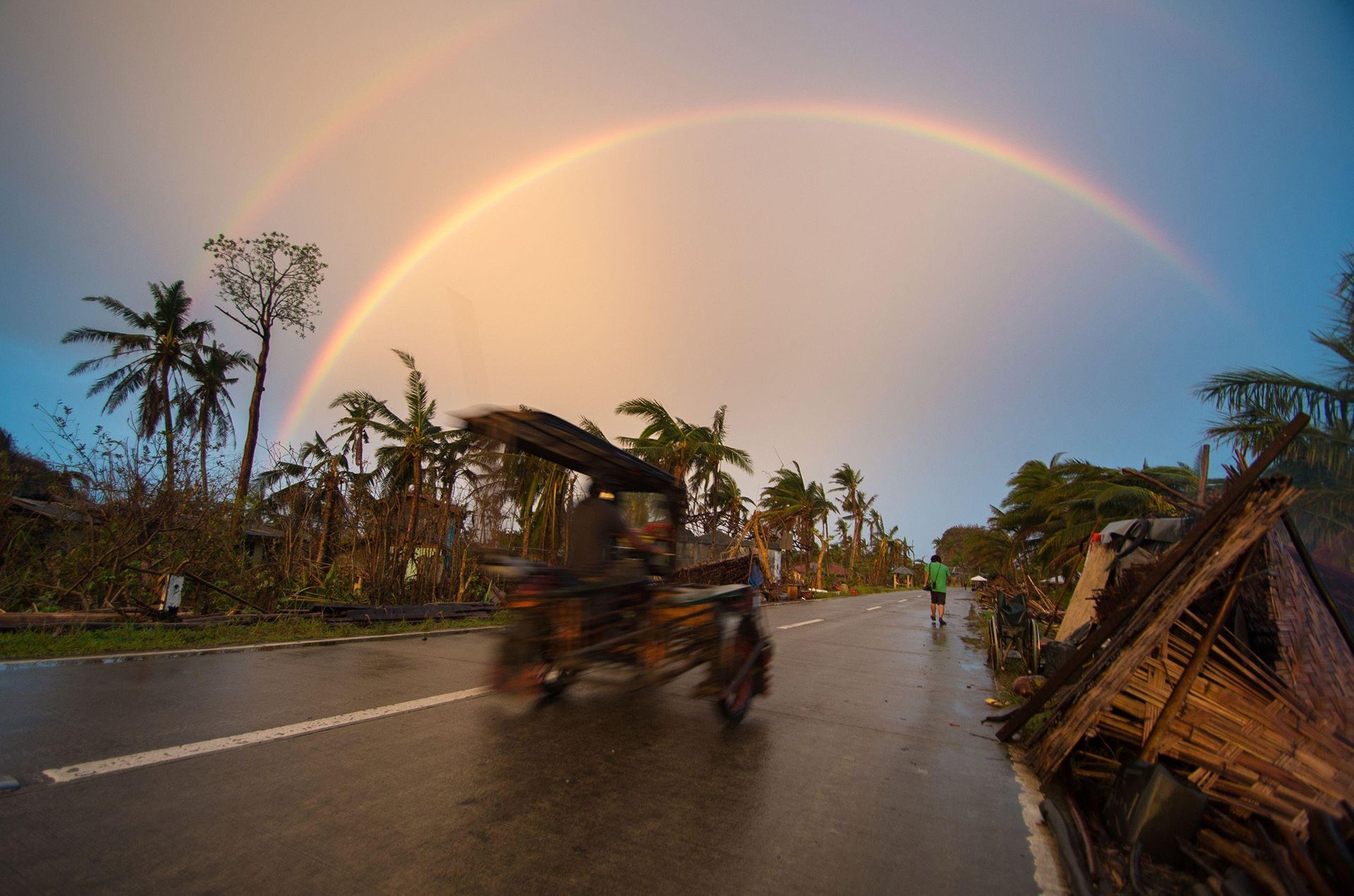 Photograph by Richard Balonglong, National Geographic Your Shot