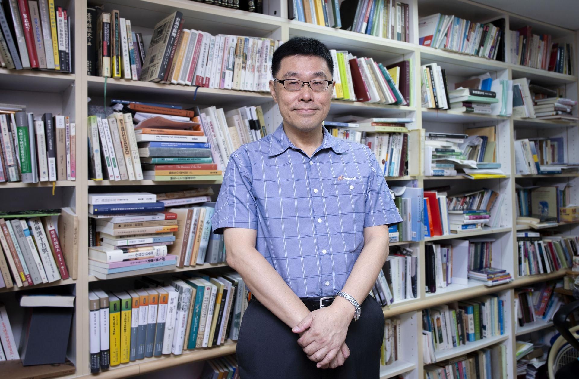從歷史記憶、文化資產的探討,到公共歷史的知識傳播,張隆志認為臺灣仍有許多發展空間,他也期待未來參與更多博物館、文資合作,從歷史人文角度促進公共對話。 <br>攝影│林洵安