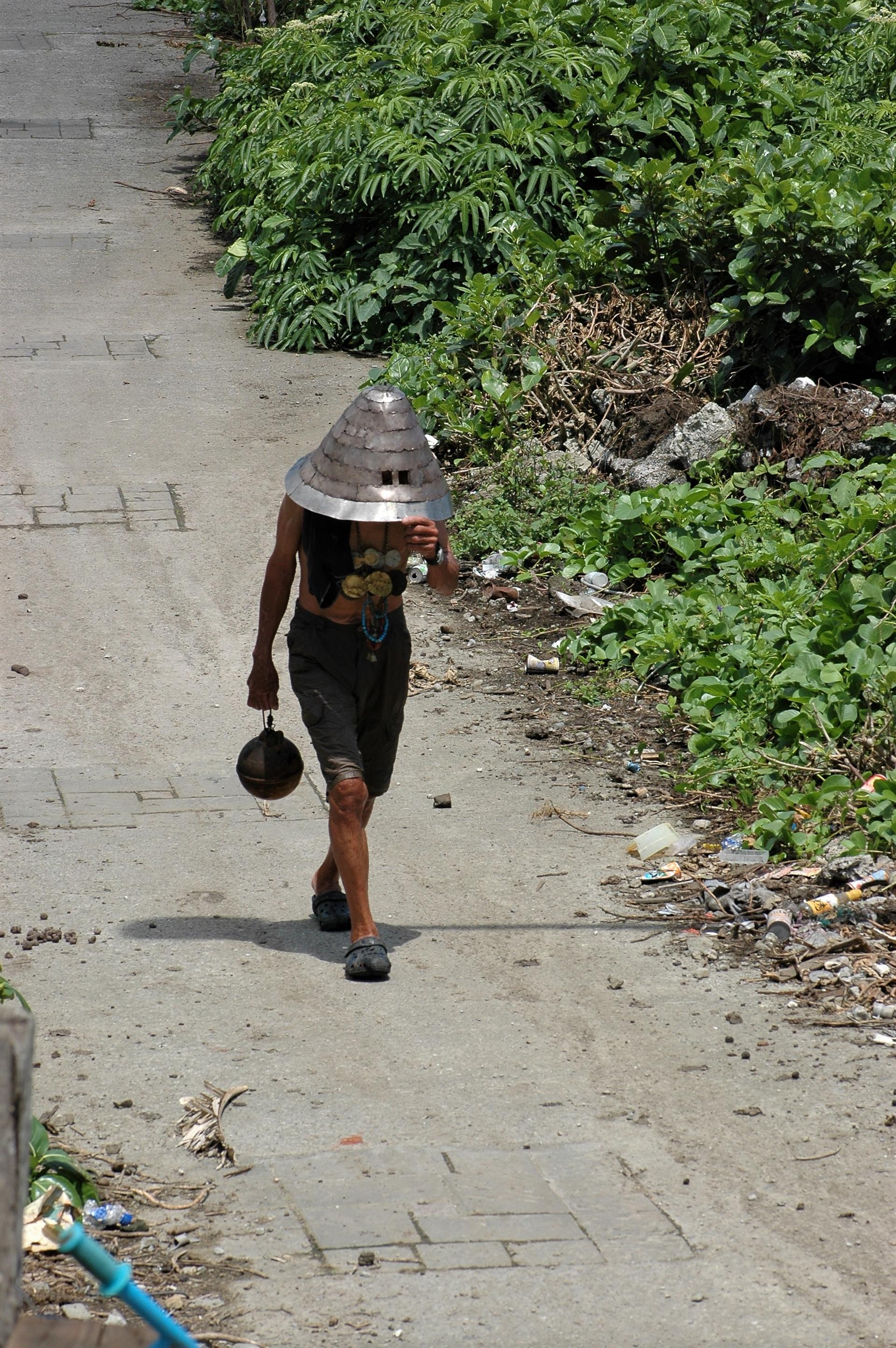 蘭嶼的獨特人文正快速消失中。攝影:杜銘章