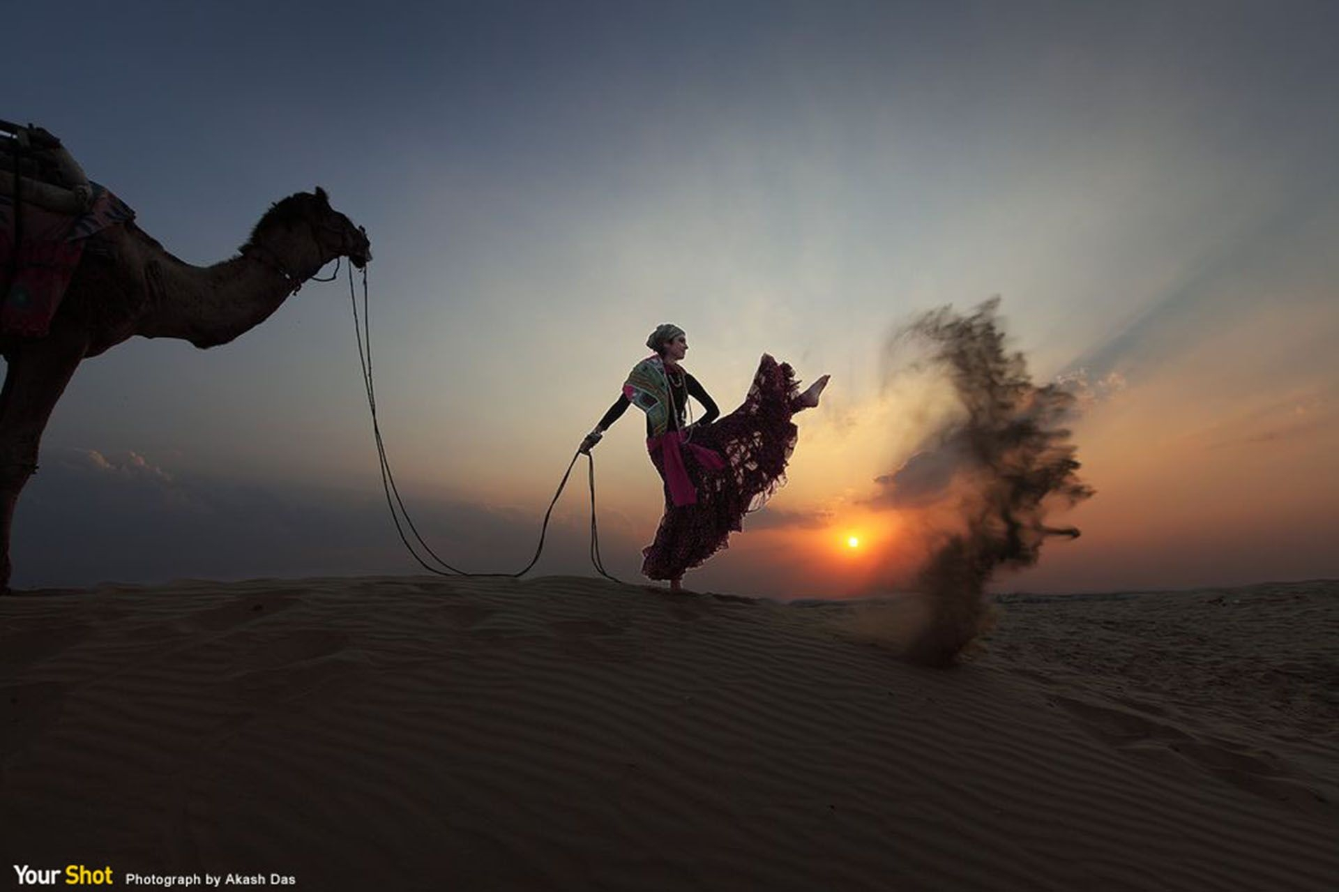 Photograph by Akash Das, National Geographic